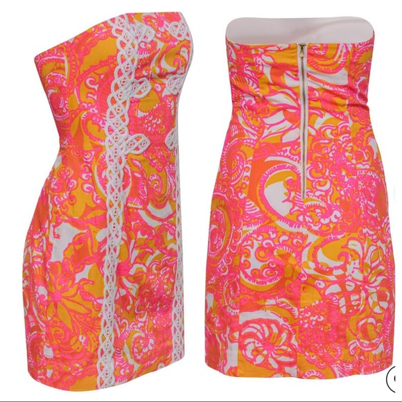 Lilly Pulitzer Tansy Sea & Be Seen Dress (RR)